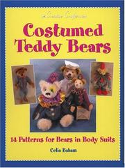 Cover of: Costumed Teddy Bears