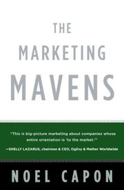 Cover of: The Marketing Mavens