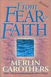 Cover of: From Fear to Faith (Revised)