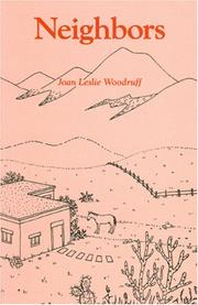 Cover of: Neighbors | Joan Leslie Woodruff
