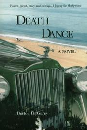 Cover of: Death dance | Berton D. Garey