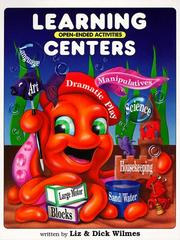 Cover of: Learning centers