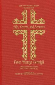 Cover of: Life, letters, and sermons