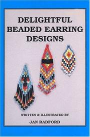 Delightful Beaded Earring Designs by Jan Radford