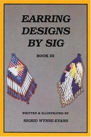 Cover of: Earring Designs by Sig III