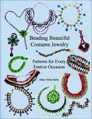 Beading Beautiful Costume Jewelry by Mary Ellen Harte