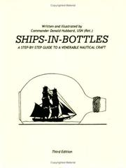 Cover of: Ships-in-Bottles | Don Hubbard