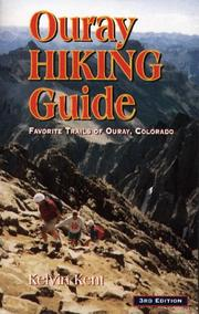 Cover of: Ouray Hiking Guide