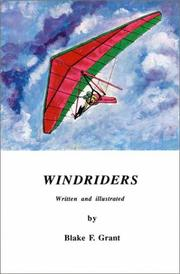 Cover of: Windriders | Blake F. Grant