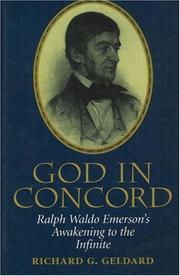 Cover of: God in Concord