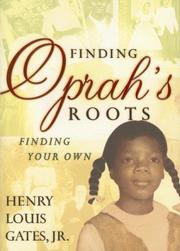 Cover of: Finding Oprah's Roots | Henry Louis Gates