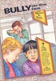 Cover of: Bully on the bus