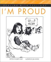 Cover of: I'm proud