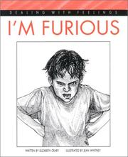 Cover of: I'm furious