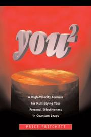 Cover of: You 2 by Price Pritchett