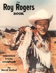 Cover of: The Roy Rogers book