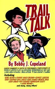 Cover of: Trail talk