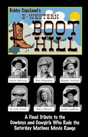 Cover of: B-Western Boot Hill