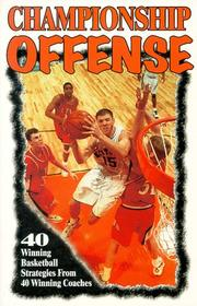 Cover of: Championship offense |