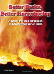 Cover of: Better Basics, Better Horseshoeing