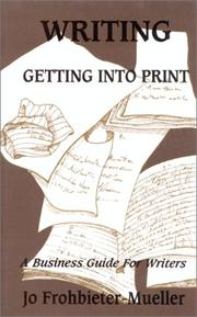 Cover of: Writ ing