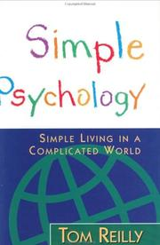 Cover of: Simple Psychology