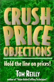 Cover of: Crush Price Objections