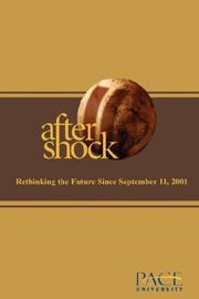 Cover of: AFTERSHOCK | Katie Hall