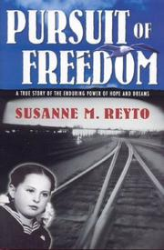 Cover of: Pursuit of freedom | Susanne M. Reyto