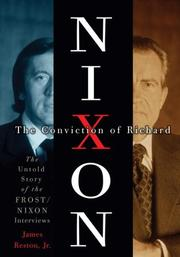 Cover of: The Conviction of Richard Nixon
