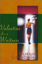 Cover of: Valentine for a waitress