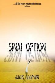 Cover of: Sinai Option