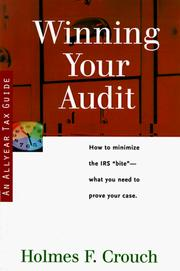 Cover of: Winning your audit