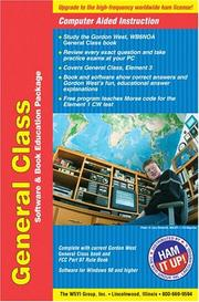 Cover of: General Class (Book & Software Package)