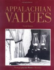 Cover of: Appalachian values | Loyal Jones