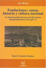 Cover of: Fundaciones