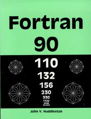Cover of: Fortran 90