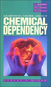 Cover of: Chemical Dependency