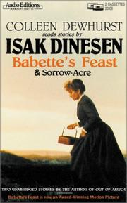Cover of: Babette