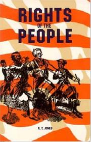 Cover of: The Rights of the People: Or, Civil Government and Religion