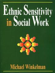 Cover of: Ethnic sensitivity in social work