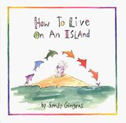 Cover of: How To Live On An Island
