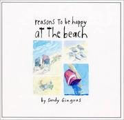 Cover of: Reasons to be happy at the beach