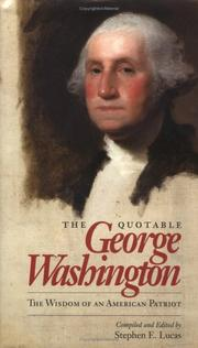 Cover of: The quotable George Washington