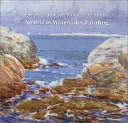 Cover of: One hundred twenty-five years of American watercolor painting. |