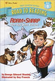 Cover of: Adam Sharp, the spy who barked