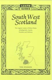 Cover of: South West Scotland