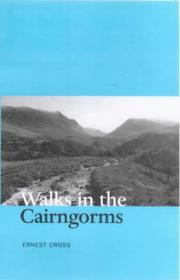 Cover of: Walks in the Cairngorms