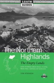 Cover of: The Northern Highlands