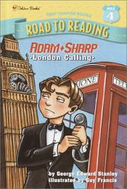Cover of: Adam Sharp, London calling